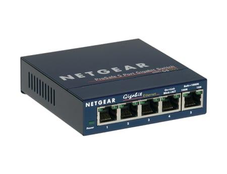 Netgear-ProSAFE-GS105