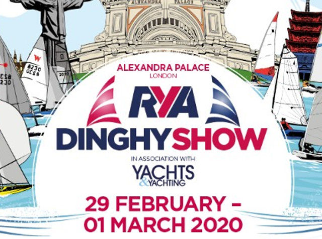 RYA-dinghy-boat-show